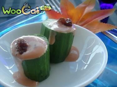 千岛酱冰镇黄瓜的做法