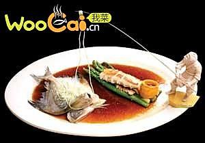 姜太公钓鱼的做法