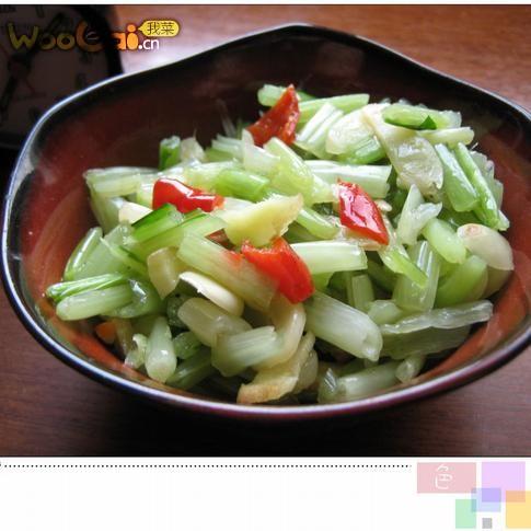 下饭的小菜-----腌菜花的做法