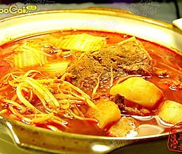 韩式辣锅的做法