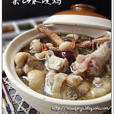 茶山水浸鸡--美丽厨娘的做法