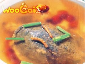 滋阳补肾--冬虫夏草红枣炖甲鱼的做法