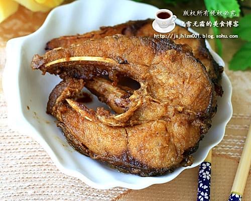 外酥里嫩的熏鱼:熏鱼并非熏出来的做法