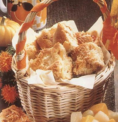 杂果橙味小甜饼的做法