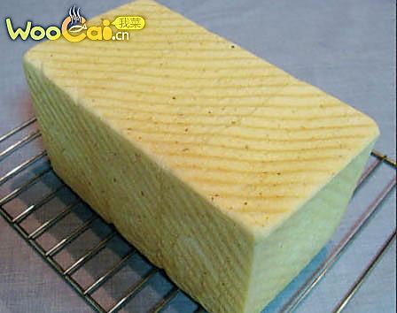 香喷喷的大土司--麦麸土司的做法
