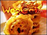 水饺豆沙煎饼   的做法