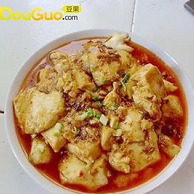 超简单的下饭蒜蓉豆腐的做法