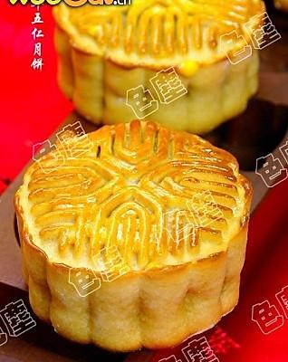 豪华五仁月饼 中秋月饼的做法 豪华五仁月饼 中秋月饼怎么做如何做好