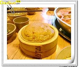 贵州年菜小米渣(黔菜出山)的做法
