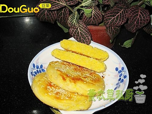 黄金酥饼—户外美食