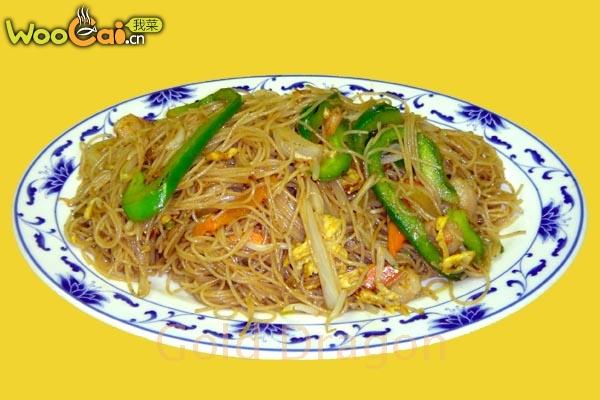东南亚风味星洲炒米的做法