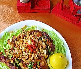 泰式椒麻鸡的做法