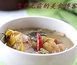 汤汁都能吃完的酱香酸菜鱼的做法