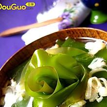 有效改善酸性体制的长寿汤