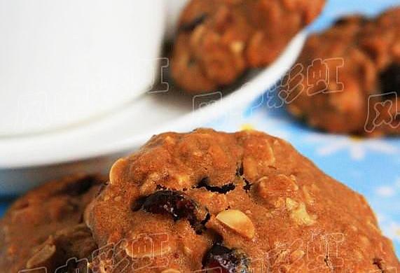 红糖核桃饼