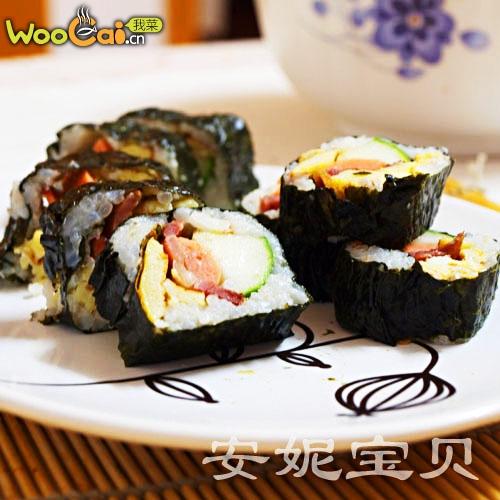 安妮宝贝私房菜-DIY日本寿司的做法