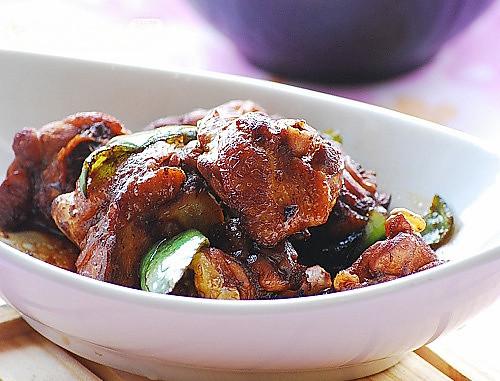 美味私房菜:左宗棠鸡的做法