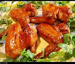 蜜汁香烤鸡翼的做法