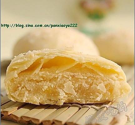 美丽厨娘-椰蓉礼饼的做法