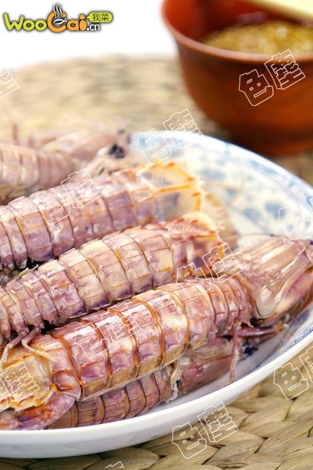 鲜美皮皮虾的做法