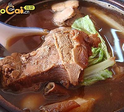 马来西亚肉骨茶