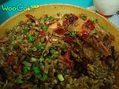 超级简单健康的剁椒蒸虾的做法
