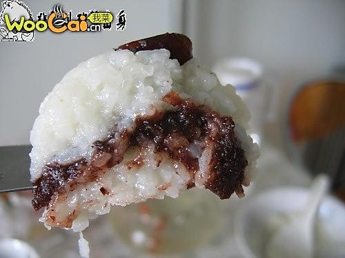 香甜糯米饭的做法