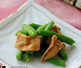 四季豆炒肉片:营养丰富的做法