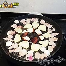 家庭韩式烤五花肉