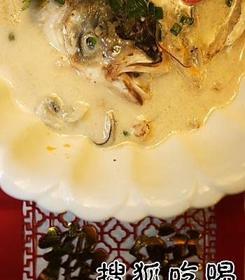 木瓜鱼头汤的做法