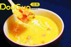 万圣节美味浓汤之南瓜浓汤的做法
