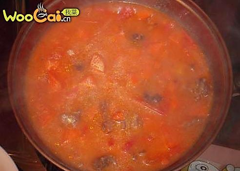 绝对开胃的罗宋汤的做法