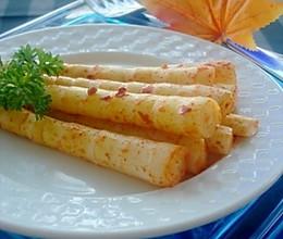 香辣嫩笋的做法