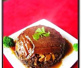 霉干菜扣肉的做法