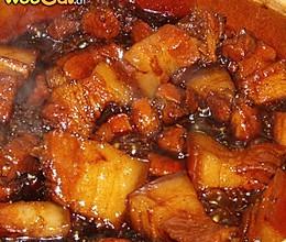 风味卤肉饭的做法