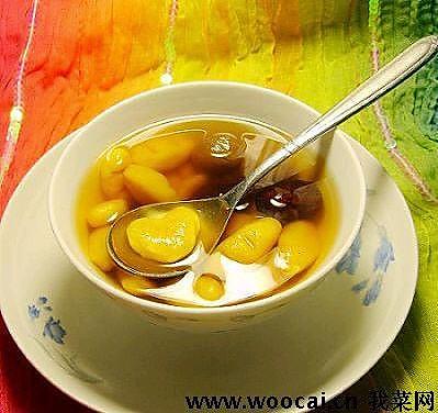 红薯甜汤的做法