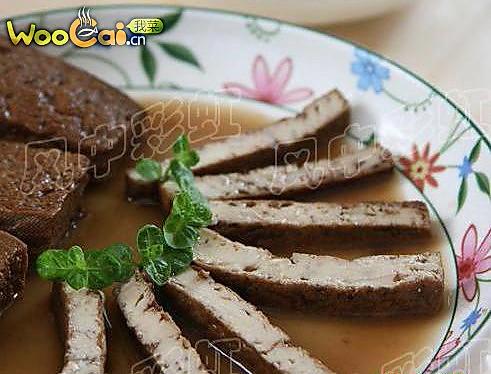 香卤豆腐干的做法