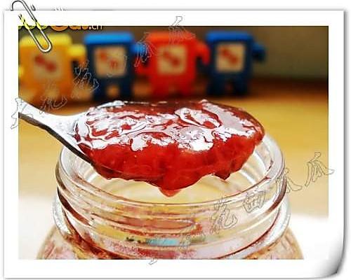 恋恋草莓酱的做法