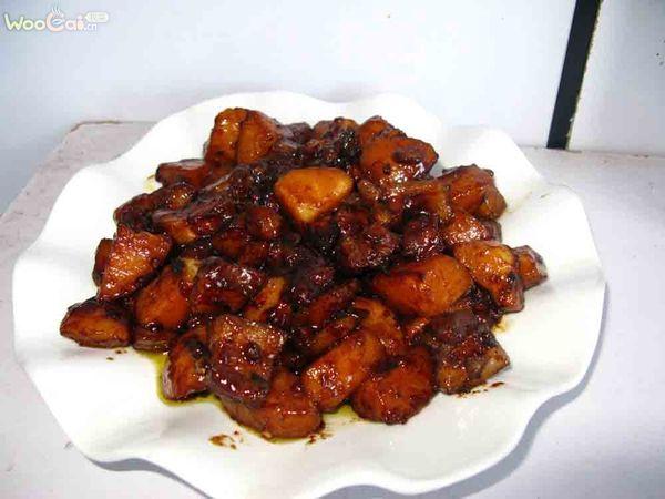 红烧肉烧土豆块的做法