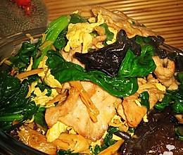 大力水手的菠菜--美丽厨娘的做法