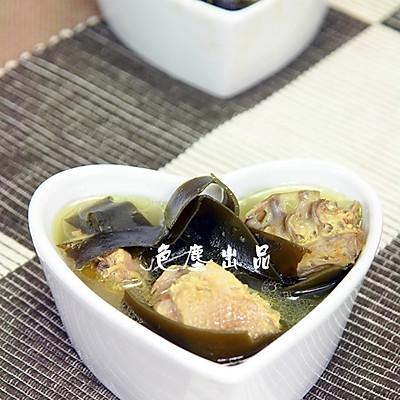 陈皮海带鸭汤——孕妇滋补汤