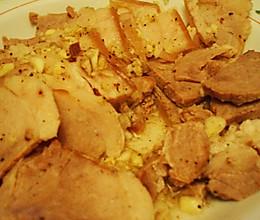 蒜泥白肉的做法