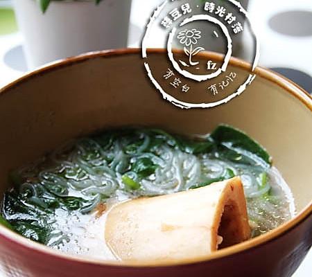 番杏牛骨汤的做法