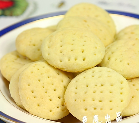 椰蓉苏打软饼的做法