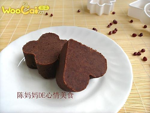 健康美食 柠香红豆沙的做法