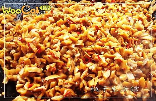 超级下饭的肉末萝卜干的做法
