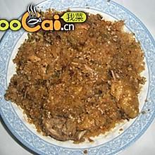 软糯咸香的米粉童子鸡