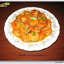 酸甜茄汁虾