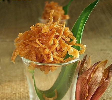 香酥虾仁的做法