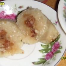 猪肉蚕豆粽子